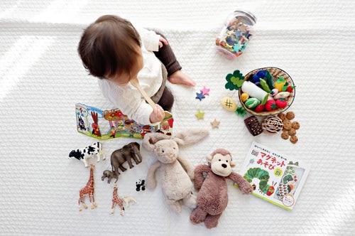 Babys 1. Jahr (7-9 Monate) Kurseinheit 2